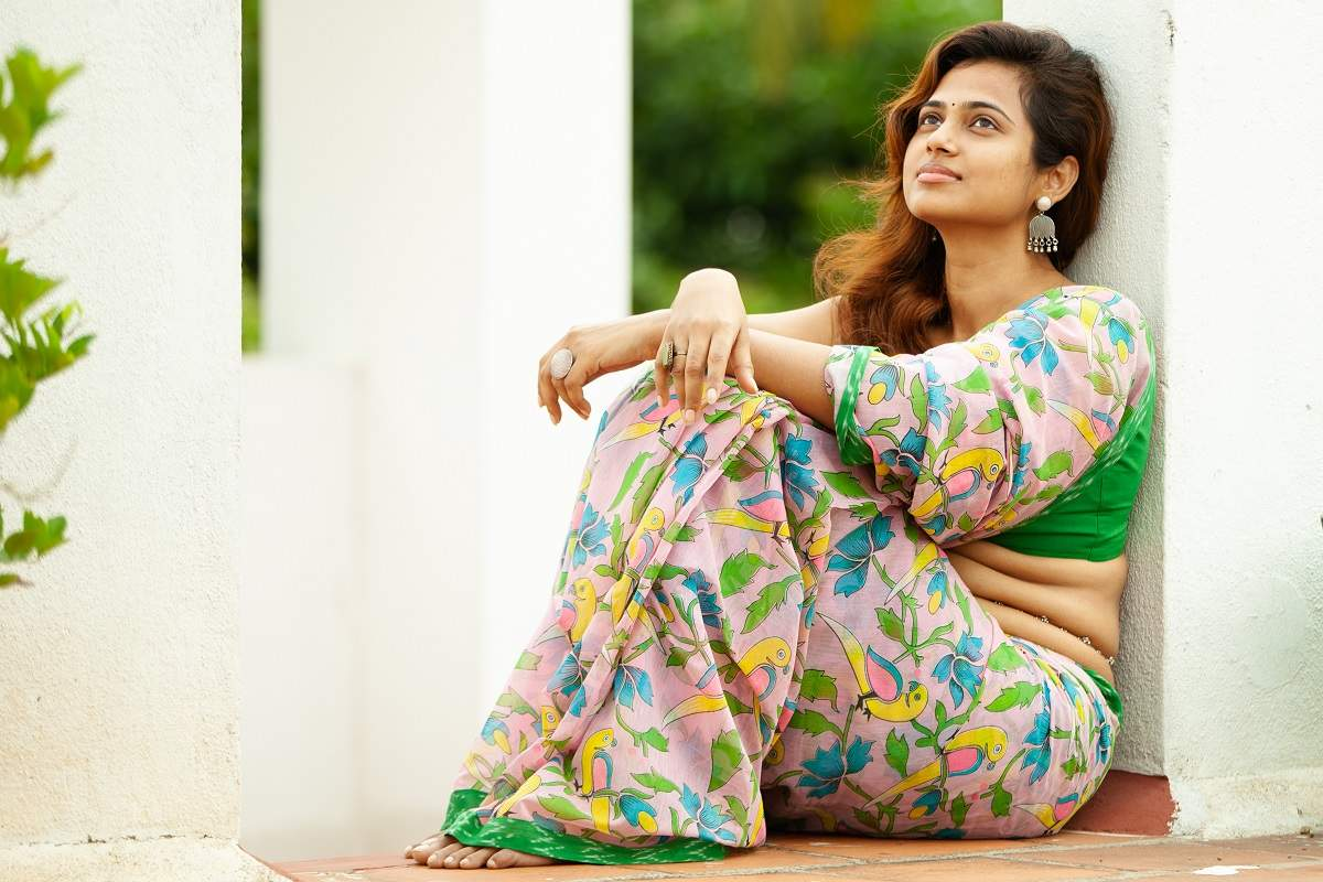 There was no concept or idea behind this photoshoot and I'm surprised it  has created a stir: Ramya Pandian | Tamil Movie News - Times of India