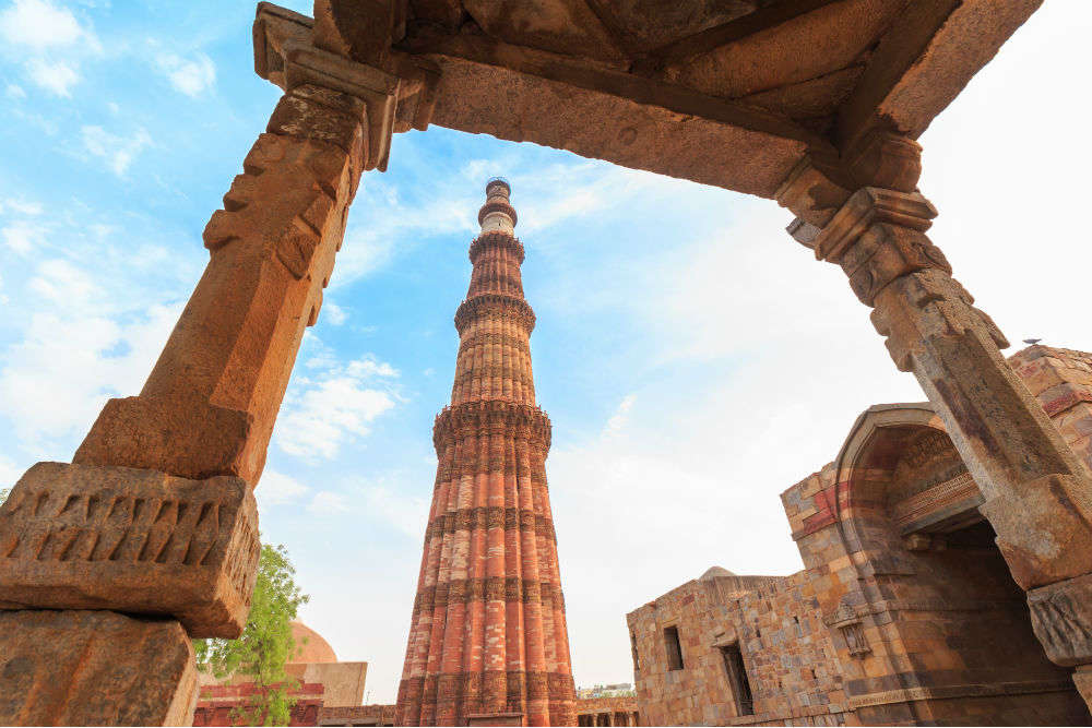 Tourists can now book entry tickets to Qutub Minar at a discounted price