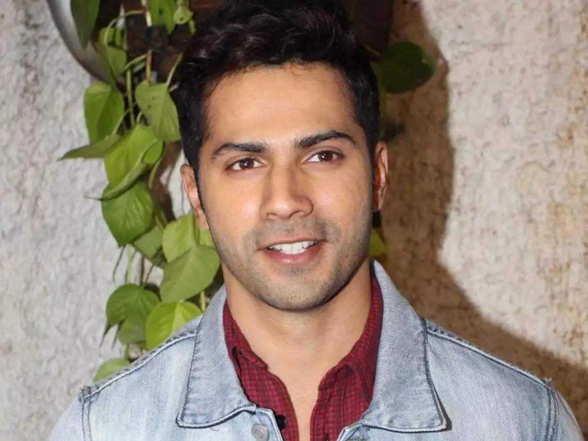 Coolie No 1': Varun Dhawan shares a classic BTS video of his