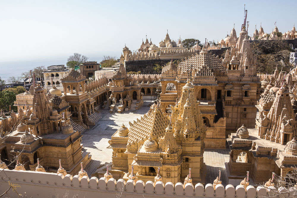Welcome to Palitana, world's first vegetarian city in India's Gujarat