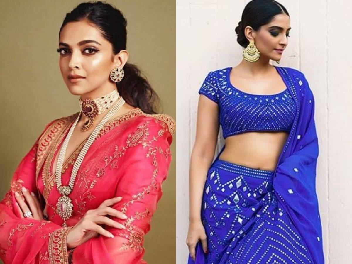 5 festive make-ups inspired by Bollywood stars