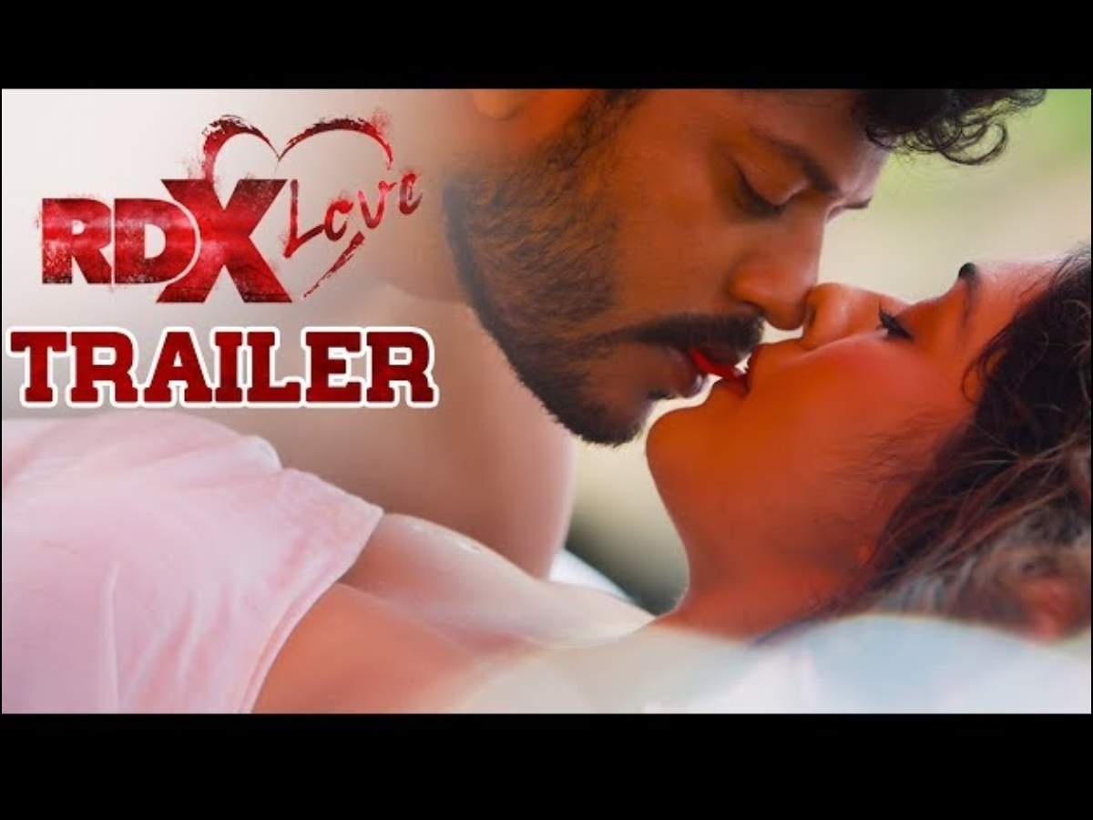RDX Love Trailer: In contrary to the teaser, Paayal Rajput