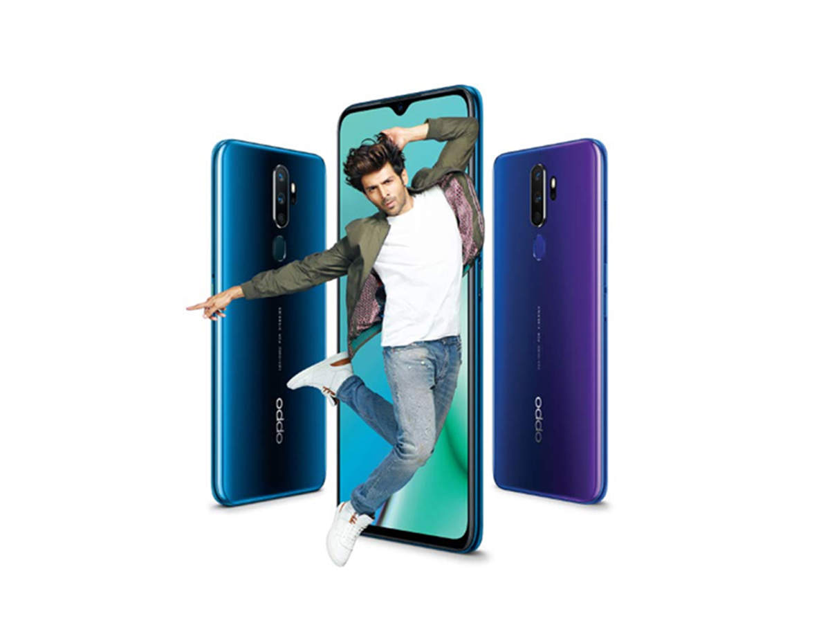 With massive battery, amazing quad-cam & superb design - OPPO A9 2020 is here to win it all - Times of India