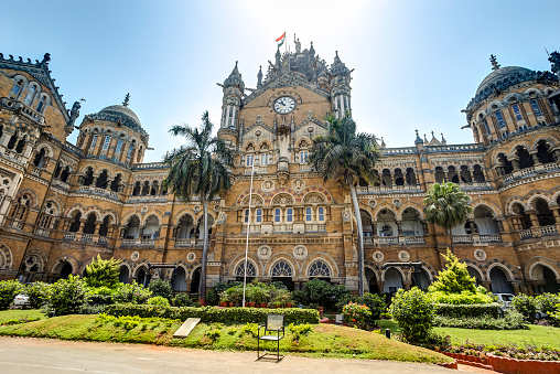 Mumbai railway station ranks in Best Swachh Iconic Places and World's Most Amazing Railway Stations