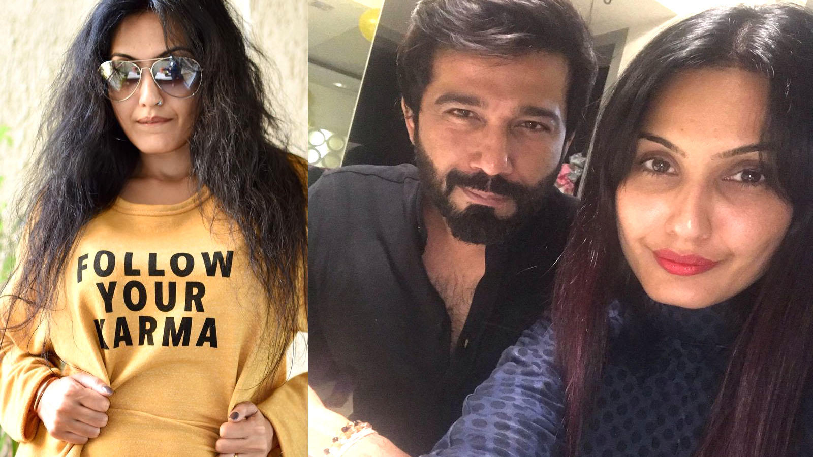 Image result for latest images of Kamya Punjabi found love again with Shalabh Dang, based in Delhi, a couple to get married soon
