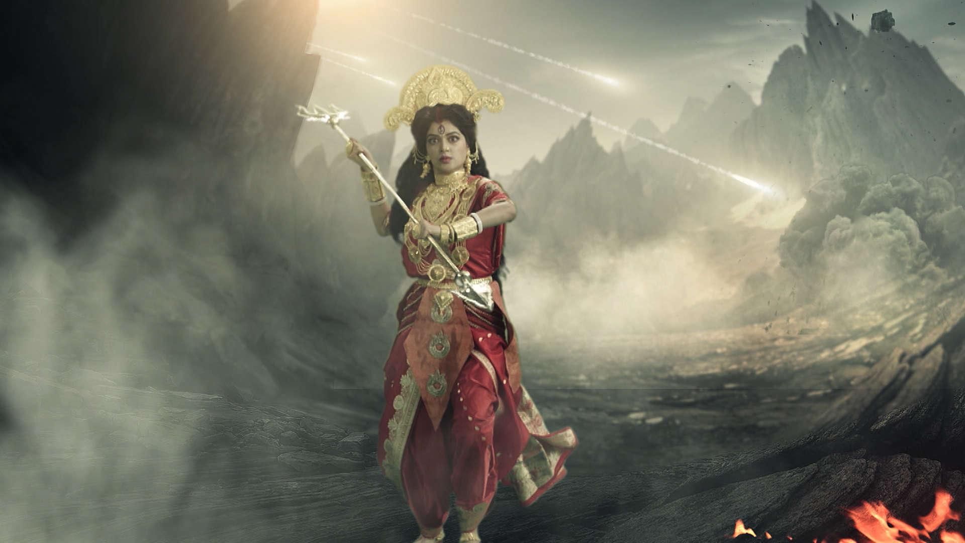 Madhumita Sarkar To Play Maa Durga On Small Screen Times Of India