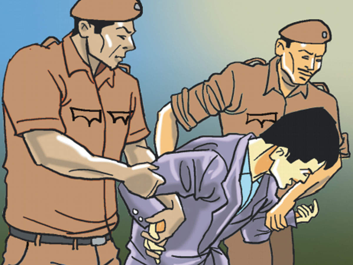 Gurugram: Woman threatens rape case if garage owner does not pay Rs 40 lakh, arrested | Gurgaon News - Times of India