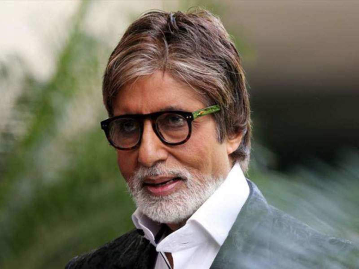 Legendary actor Amitabh Bachchan mistook spinal TB for back pain for years  - Times of India