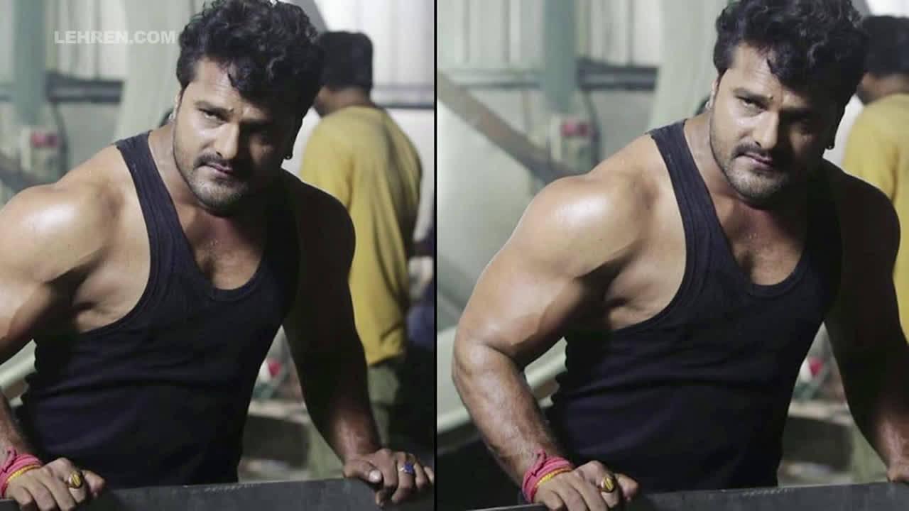 bhojpuri-superstar-khesari-lal-yadav-flaunts-his-muscular-physique