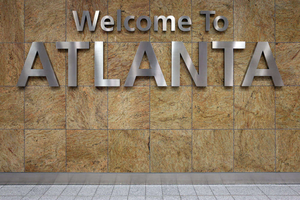 Atlanta International Airport: welcome to the busiest airport in the world