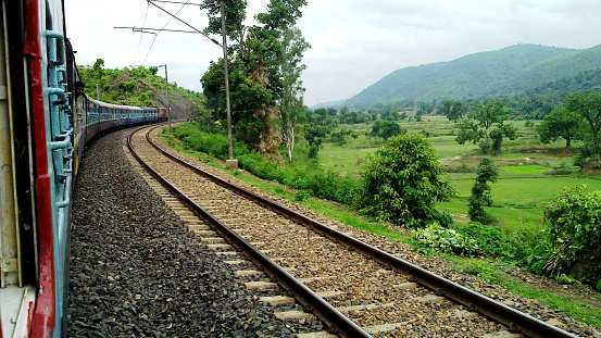 Very soon, travelling to Sikkim by train will be a possibility