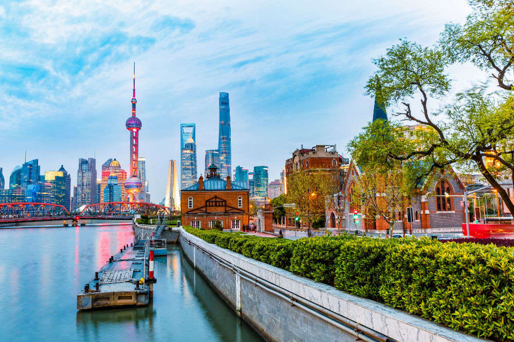 Experience the Wonders of China Ex-Guwahati for 8D/7N at INR 100520 with IRCTC