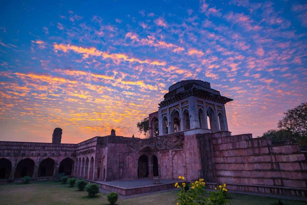 Mandu in Madhya Pradesh is a romantic treasure waiting to be explored