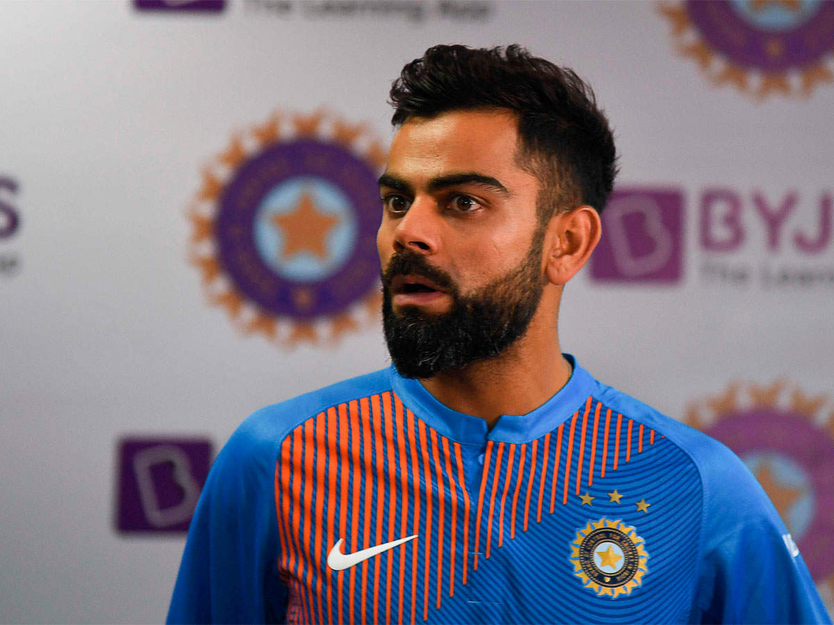 Virat Kohli Says India Will Try Out New Players Cricket