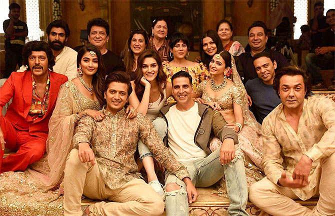 Akshay Kumar starrer 'Housefull 4' trailer to release on THIS date