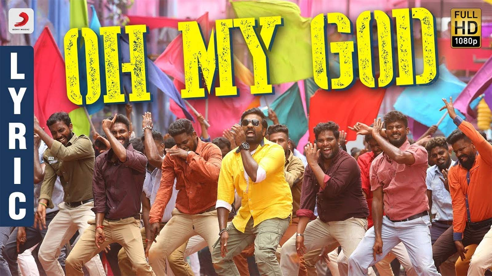 Sangathamizhan | Song - Oh My God (Lyrical) | Tamil Video Songs - Times of  India