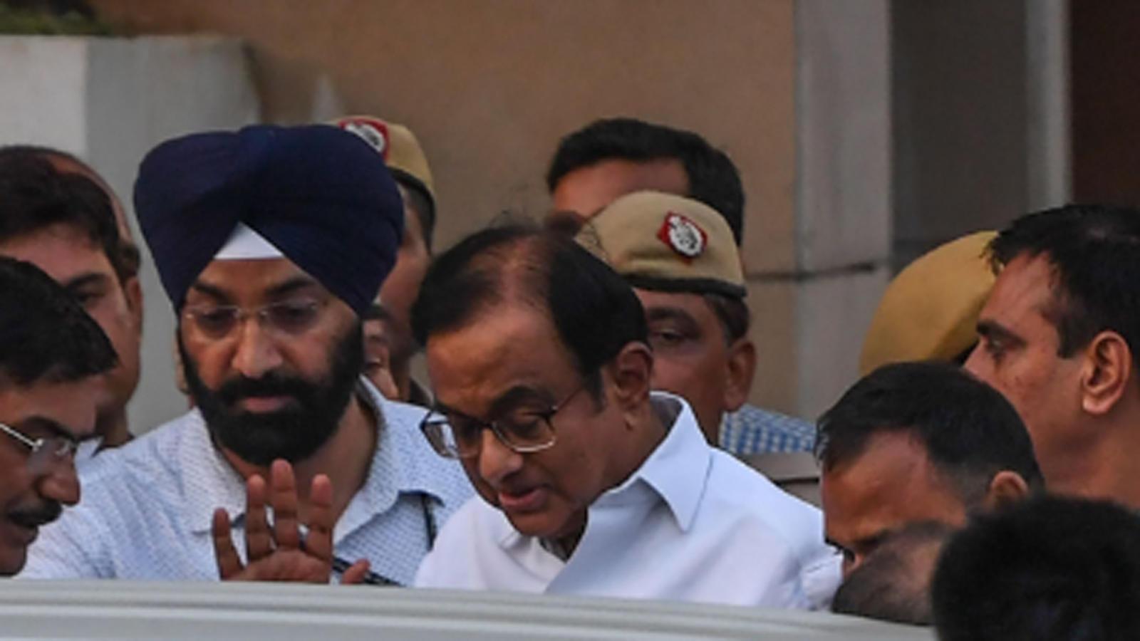 court-extends-p-chidambarams-judicial-custody-till-oct-3