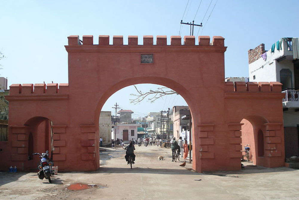 Rewari –a town in Haryana –named after a special woman from the Mahabharata