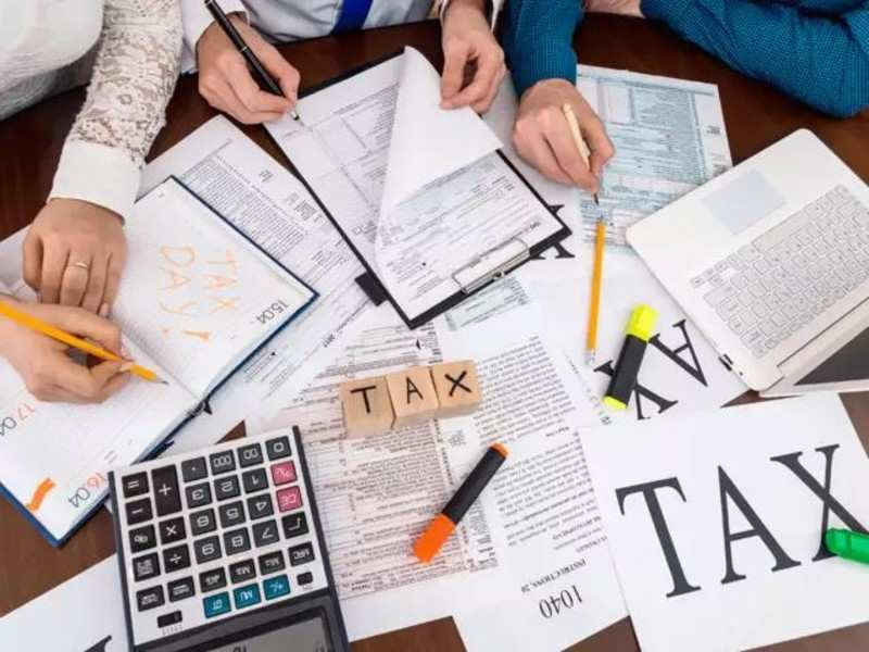 Many top firms actually pay less than 25% tax - Times of India