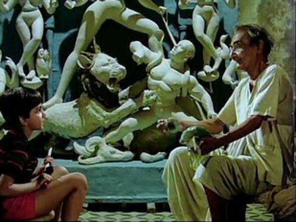 This Kolkata Puja aims to recreate Ray's iconic Joi Baba Felunath scene | Kolkata News - Times of India