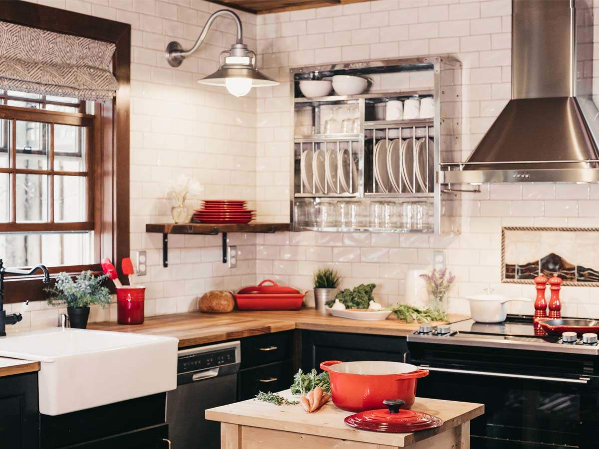 Kitchen Design- Transform a conventional kitchen into a modular