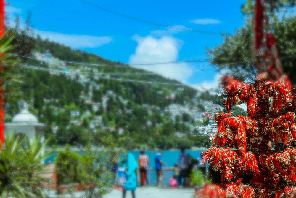 How to reach Naina Devi Temple in three easy ways?