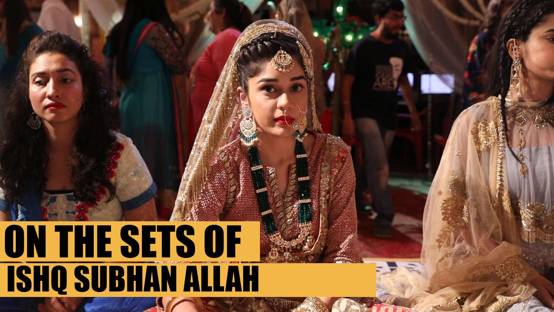 Ishq Subhan Allah Zara To Get Married To Zain Kabir Gets Upset Tv Times Of India Videos