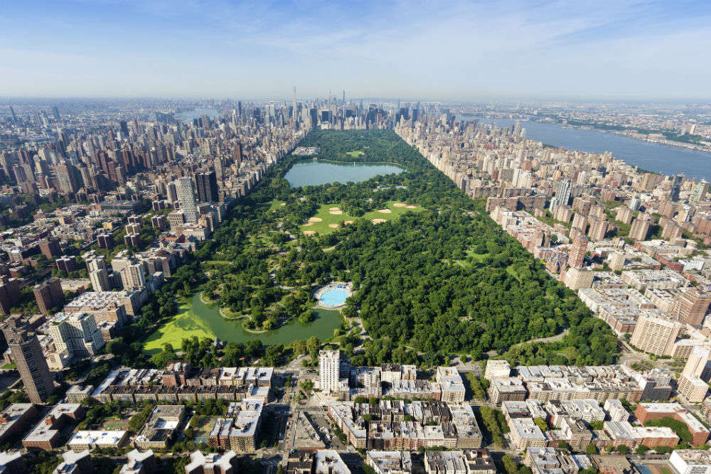 $150 million makeover planned for New York's famous Central Park