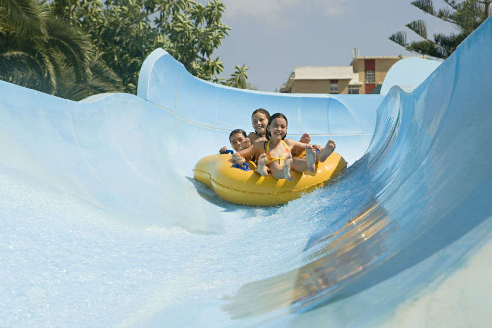 Get ready to ride the world's longest waterslide at Malaysia's theme park