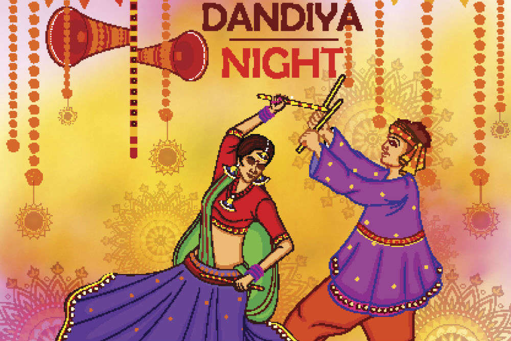 5 top places to play dandiya in Mumbai this Navratri
