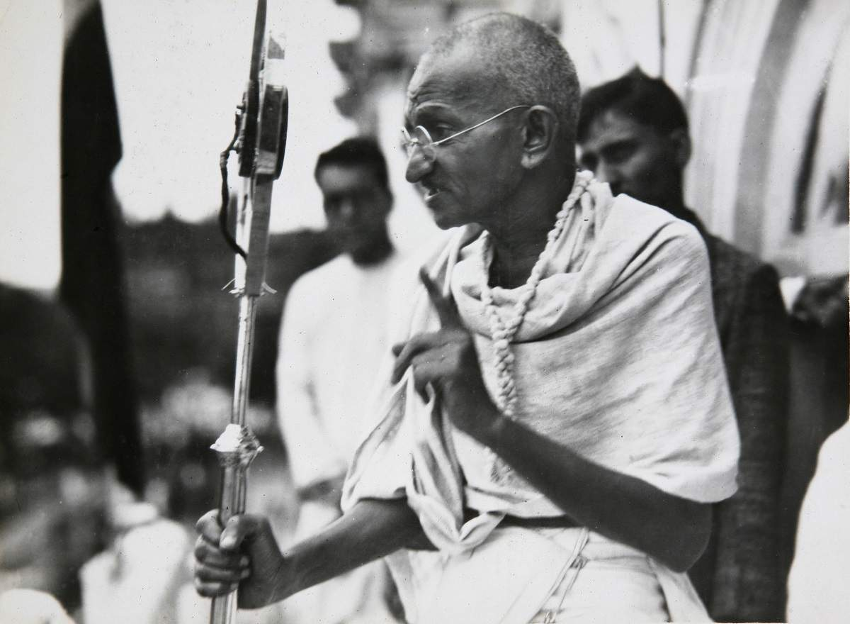 Why Bapu did not receive Nobel Prize   India News - Times of India