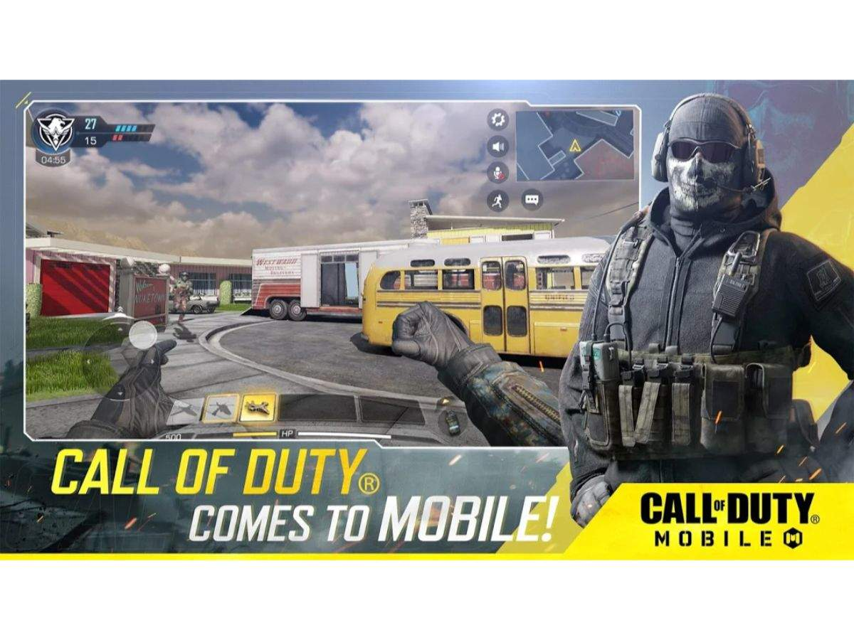 Call Of Duty Mobile Call Of Duty Mobile Crosses 20 Million