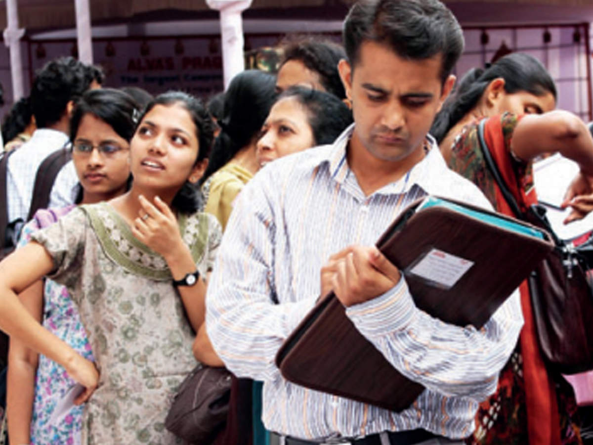 Campus Placements What Gloom It Is Raining Jobs On Tamil Nadu Engineering College Campuses India Business News Times Of India