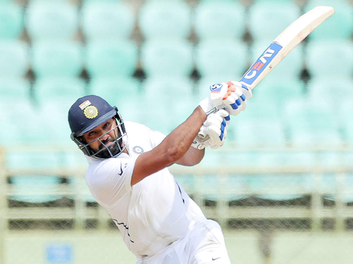 India-South Africa first Test records most number of sixes in a ...