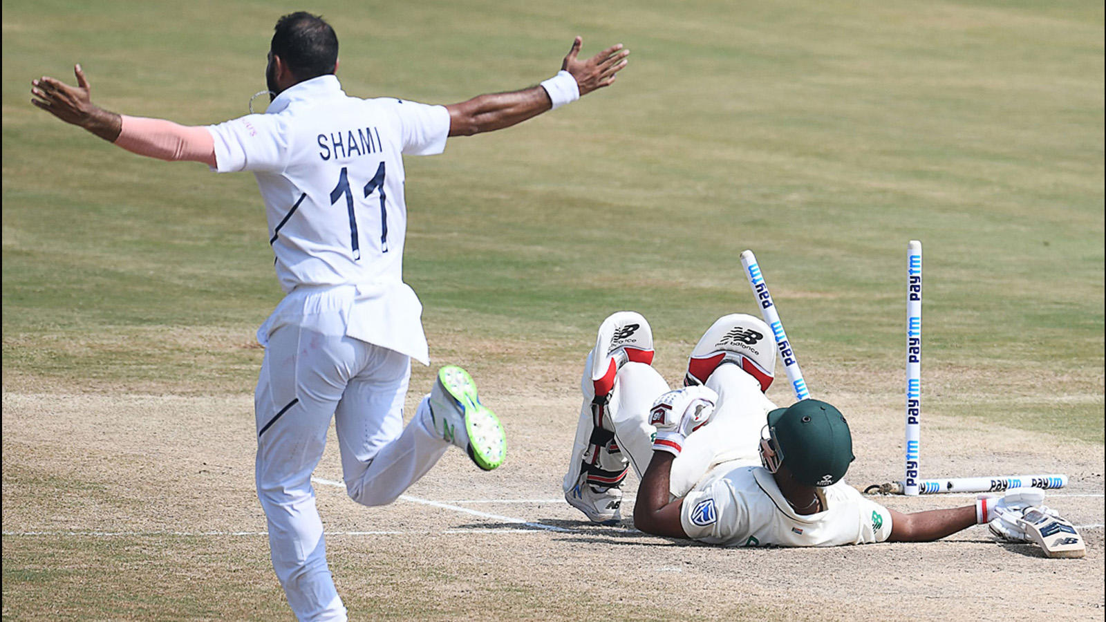 India Vs South Africa 1st Test Full List Of Records In Indias Demolition Job In Vizag
