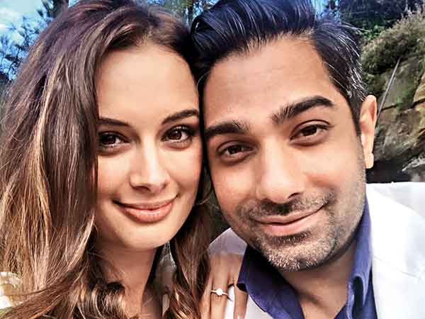 Image result for evelyn sharma engaged