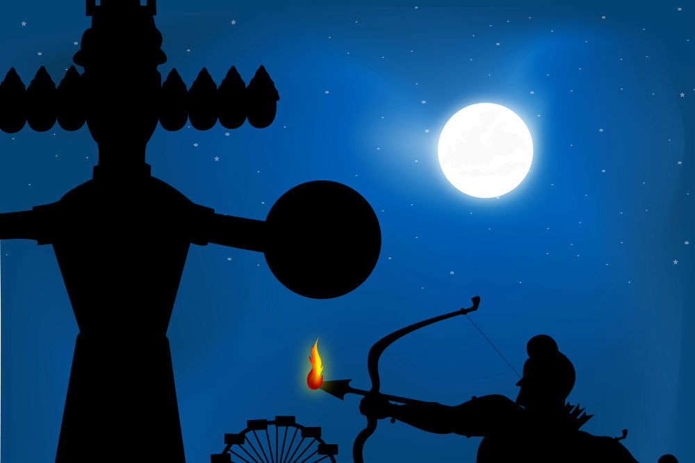 This Dussehra, these are the best places to see Ravana Dahan in Delhi