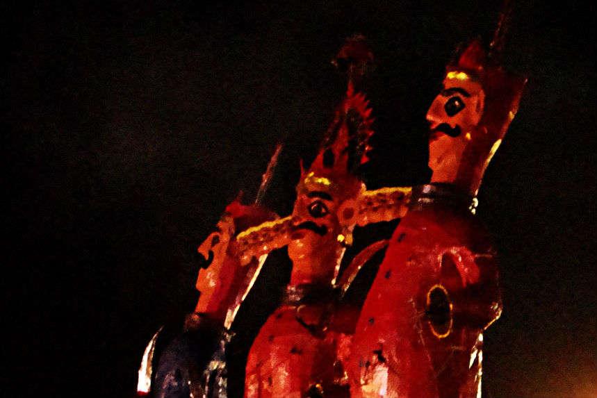 Top 3 places to see Ravana Dahan in Mumbai
