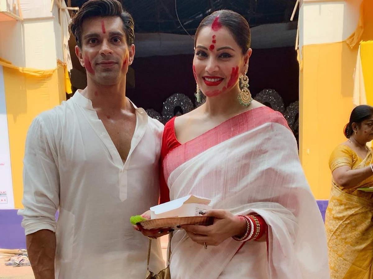 Bipasha Hot Video kasautii zindagii kay's karan singh grover enjoys sindoor
