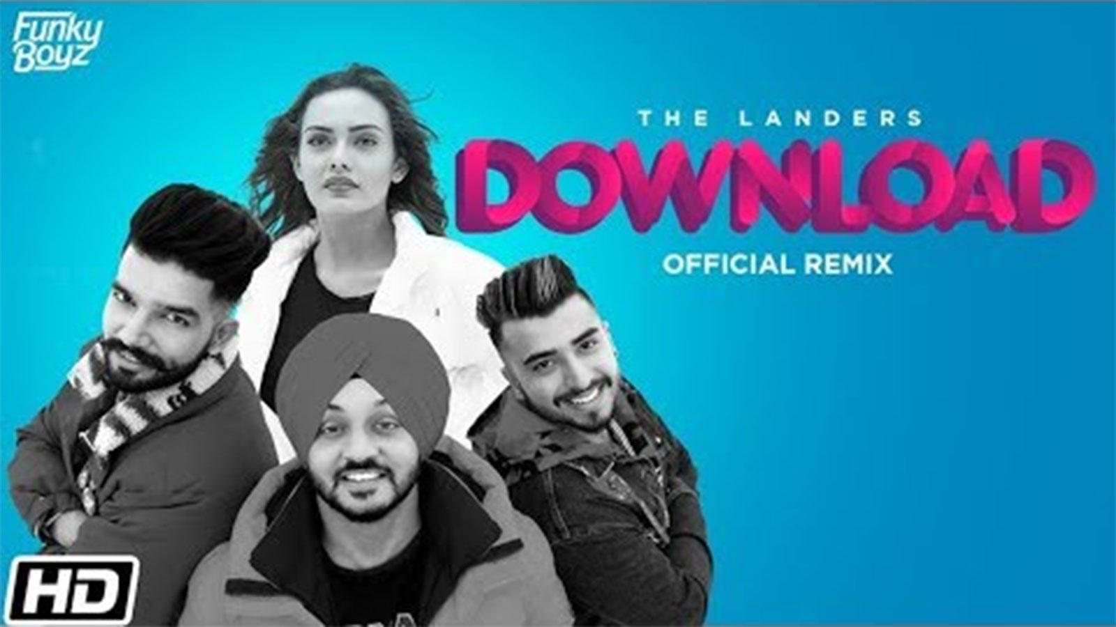 Latest Punjabi Song 'Download' (Remix) Sung By The Landers Featuring Gurlez  Akhtar | Punjabi Video Songs - Times of India