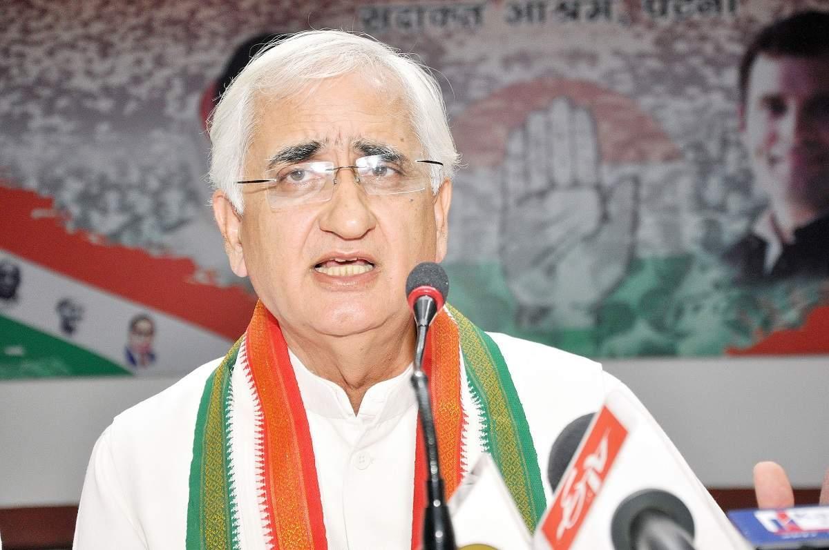 Salman Khurshid: Congress's biggest problem is Rahul Gandhi walking away |  India News - Times of India