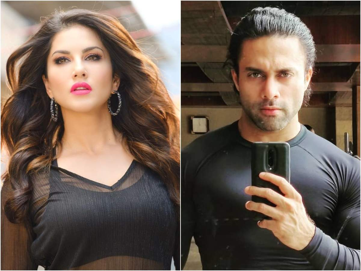 Navdeep Teams Up With Sunny Leone For A Popular Web Series In Bollywood Telugu Movie News Times Of India