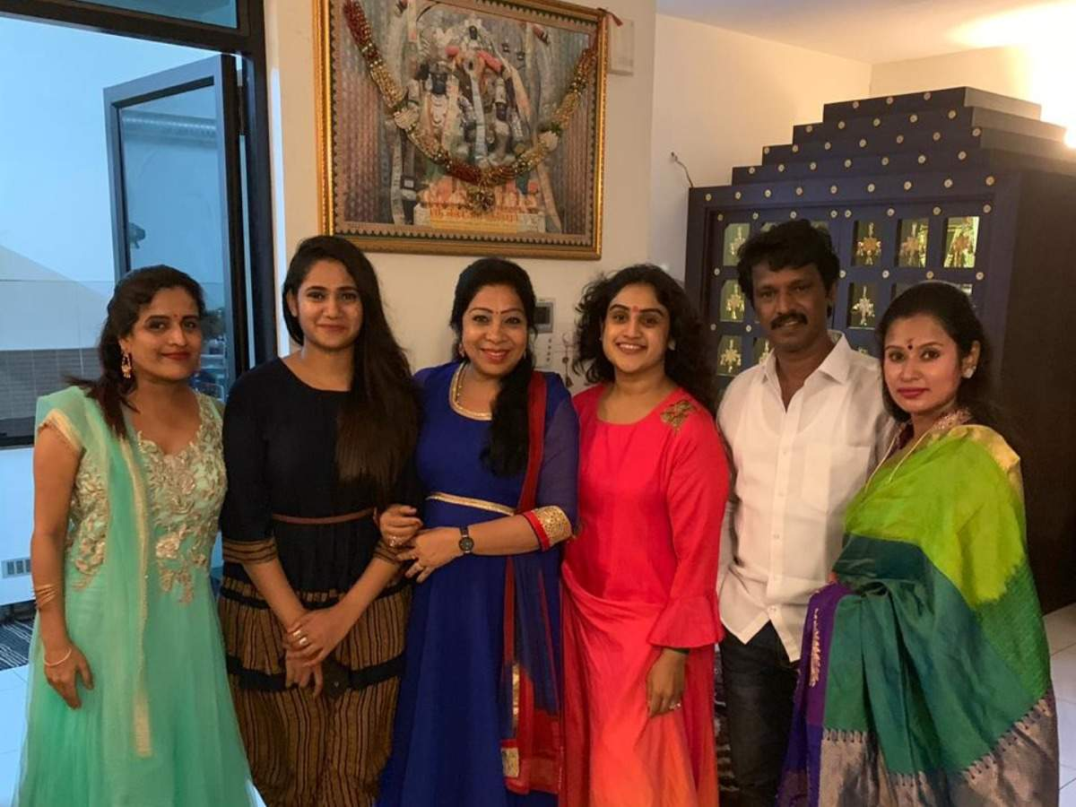 Image result for vanitha and family