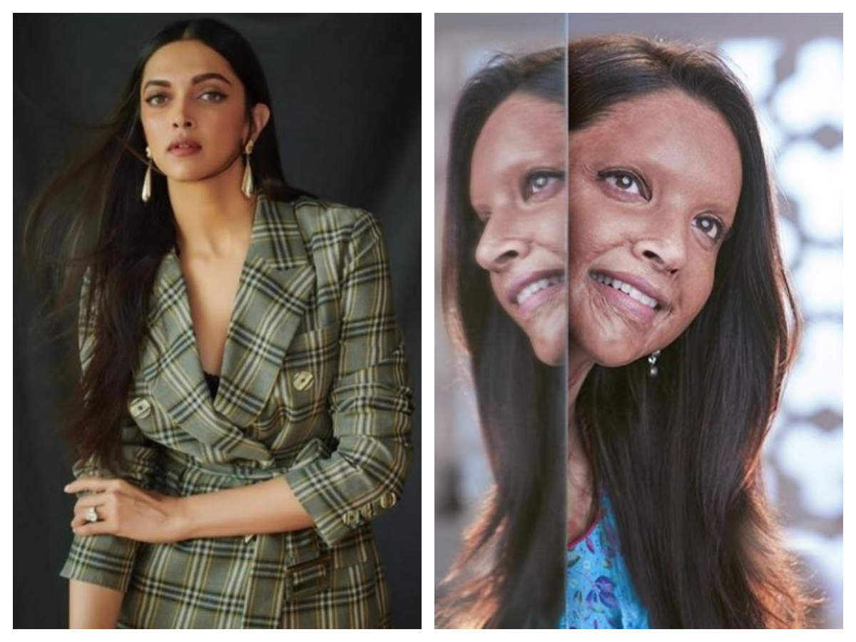 Did You Know That Deepika Padukone Burnt A Piece Of Prosthetic She Was Wearing On The Last Day Of Chhapaak Shoot Hindi Movie News Times Of India