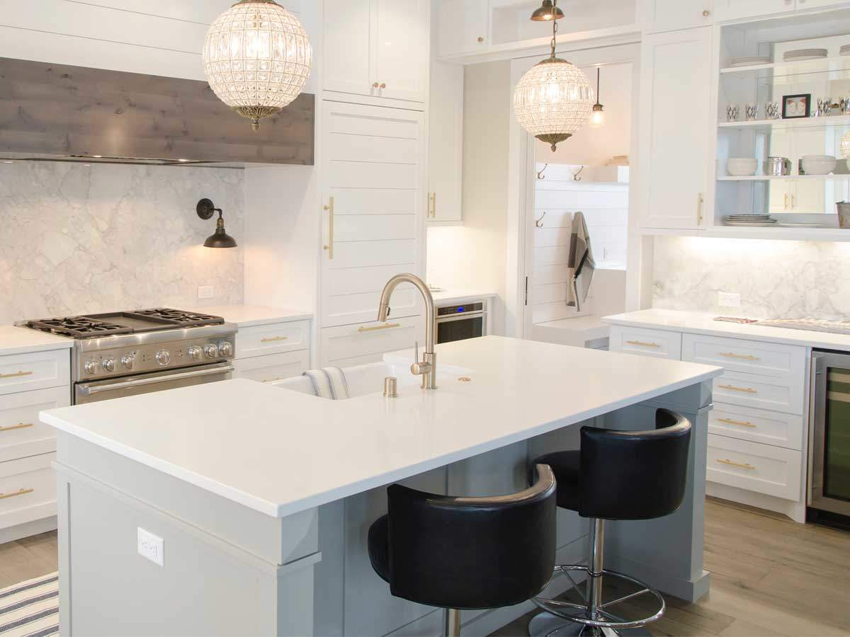 Kitchen island designs that are perfect for Indian homes  Most