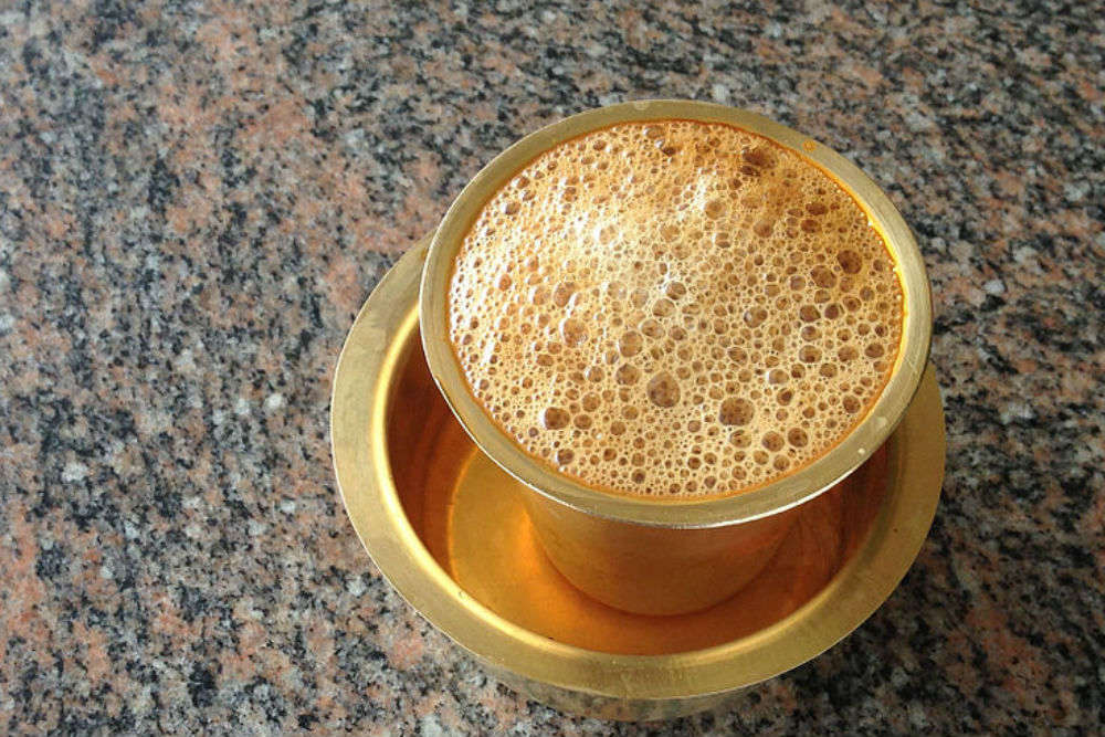 Best filter coffee in Delhi | Times of India Travel
