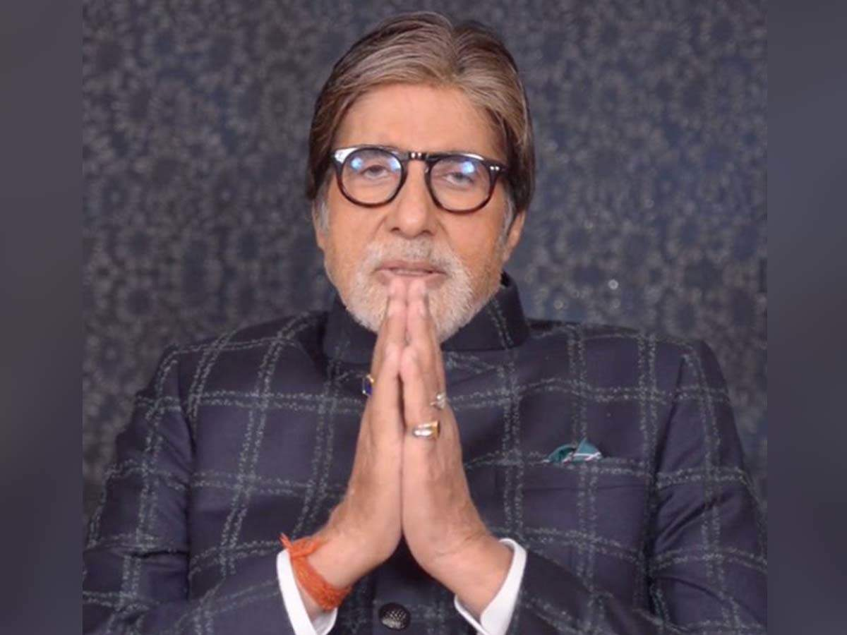 Amitabh Bachchan express his gratitude for early birthday wishes from fans - Times of India
