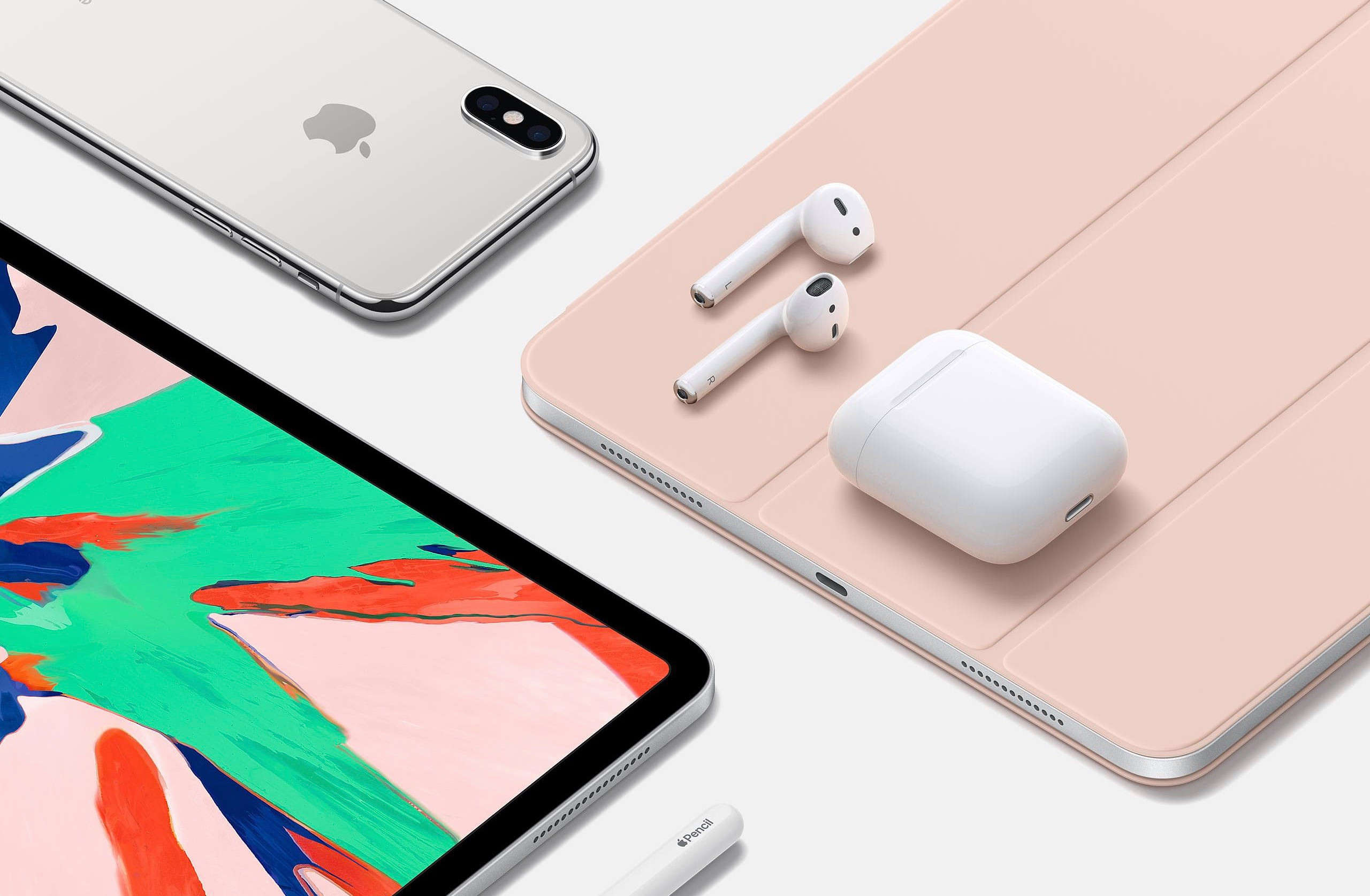 Apple Iphone Xr Iphone Xs Max Airpods And More At Up To 20
