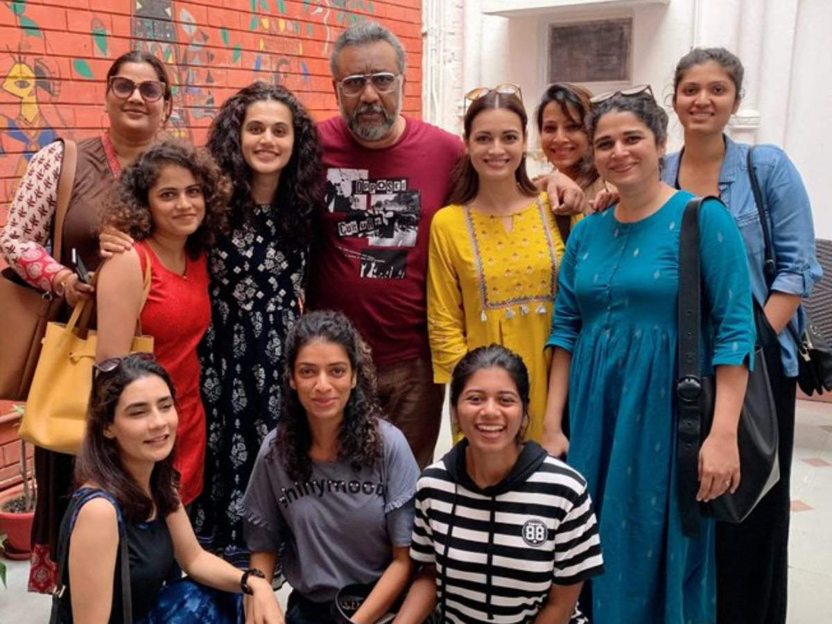 Anubhav Sinha's 'Thappad' starring Taapsee Pannu wraps up | Hindi ...