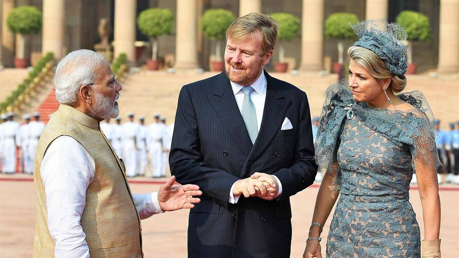 netherlands-king-willem-alexander-queen-maxima-in-delhi